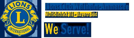 Lions Club Weilheim-Ammersee